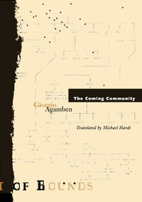 The Coming Community Cover