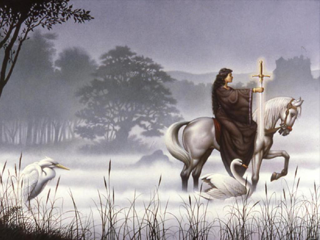 Amazing Wallpaper Horse Fantasy - the_mists_of_avalon  Photograph_3853.jpg